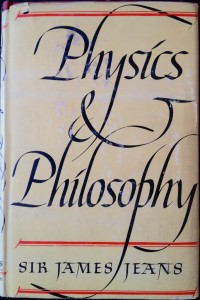 J. Jeans's  Physics & Philosophy, numbered HPS-7 and dated 1949