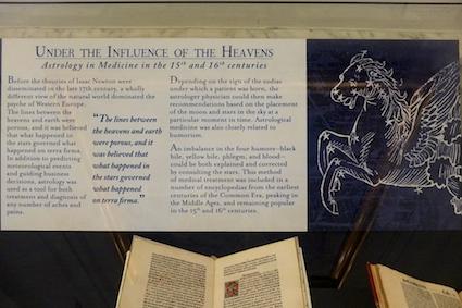 The College's exhibit: