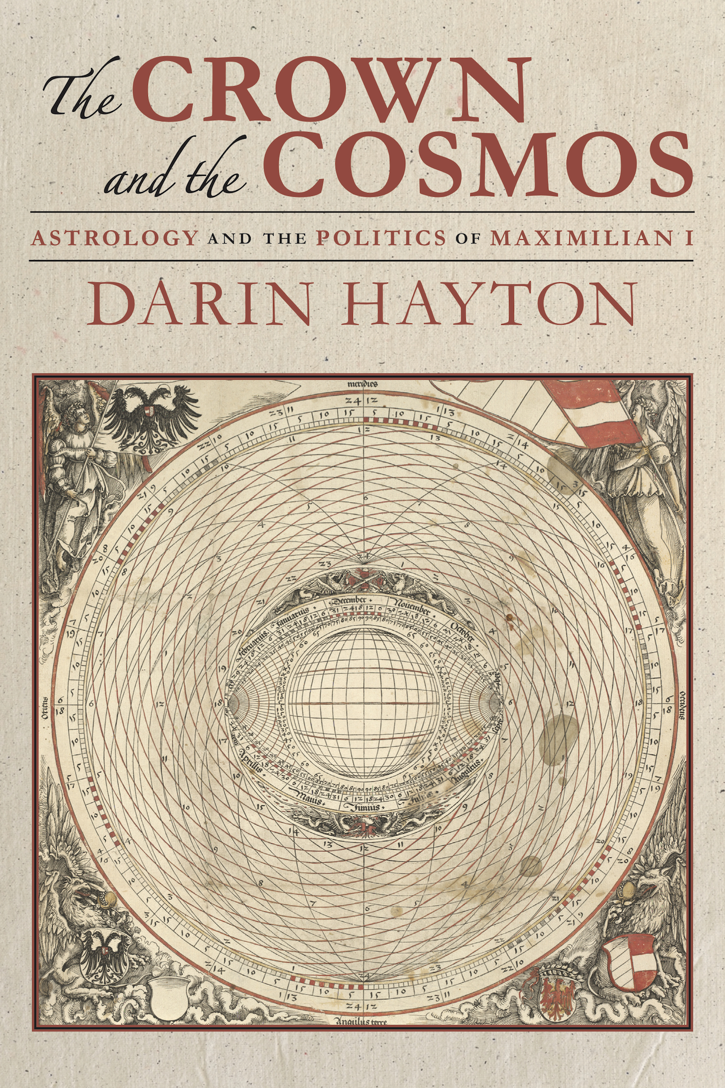 Cover of The Crown and the Cosmos